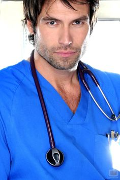 Rafael Amaya...  P.S. I would be sick every week
