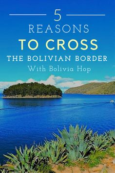 Crossing the border by bus between Bolivia and Peru has never been easier! http://www.bolivianlife.com/5-reasons-to-cross-the-border-with-bolivia-hop/