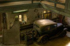 Abandoned Opel Car #hdr #car #opel