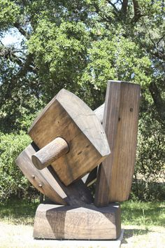 Day Date | Runnymede Sculpture Farm - Woodside, California  - The Simple Proof