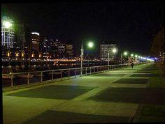 Puerto Madero @night Buenos Aires