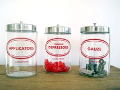 What a great set of jars
