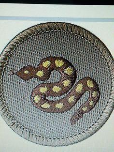 Rattlesnake Patrol Emblem