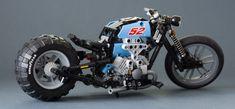 LEGO Technic Set 42036 MOD | par NikolayFX