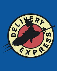 Delivery Express T-Shirt | $10 Kiki's Delivery Service tee from ShirtPunch today only!