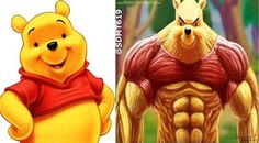 Winnie The Pooh on that program he got swole as hell! 😂😂😂. He must be mixin his honey with the creatine. 😂. If Winnie can do it so can you! Lol.  #winniethepooh #Gains #Transformation #lajollalocals #sandiegoconnection #sdlocals - posted by SD  Master Trainer 💪☀🌴🌊🏄🏾  https://www.instagram.com/sdmt619. See more post on La Jolla at http://LaJollaLocals.com