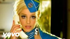 Flight Attendant Lives The Dream, Perfectly Recreates Britney Spears' 'Toxic' Video