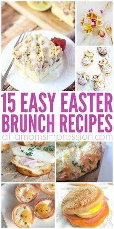 whether you re hosting easter brunch or bringing an easter breakfast