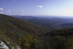 Mena Arkansas Fall Walk