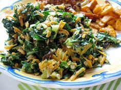 Hope For Healing: Tangy Kale Slaw