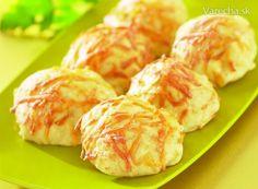 Syrové sušienky - Recept