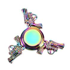 Cheap fidget toys, Buy Quality kids toys directly from China spinner toy Suppliers: Rotation Time Long Tri-Spinner Fidget Funny Toys Alloy EDC Fidget Spinner Hand Spinner For Kids Adults Anti Stress Toys Figit Spinner, Cool Fidget Spinners, Metal Fidget Spinner, Stress Toys, Stress Relief Toys, Cool Fidget Toys, Finger Fidget, Nerf Toys, Rainbow Metal