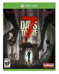 7 Days to Die - Xbox One Telltale Publishing