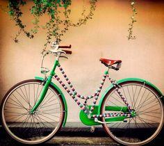 Customize your bike on Dentelle+Fleurs :-)