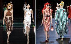 Colagens no Insta colocam princesas da Disney nas passarelas e campanhas de moda - Moda - CAPRICHO