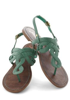 Where in the Swirl Sandal | Mod Retro Vintage Sandals | ModCloth.com