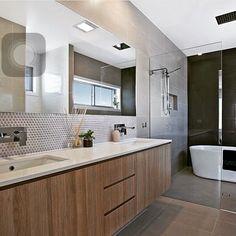 @kodadesign #interiordesign #australia #architecture #tiles Tag someone who would like this  by bathroomcollective #bathroomdiy #bathroomremodel #bathroomdesign