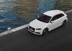 10 Beautiful Audi A3 Sportback Exterior Desktop Images