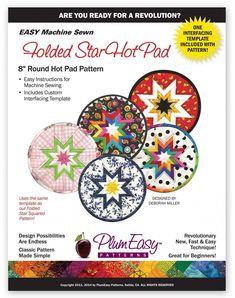 Hot Pads, Fruit Print, Pattern Making, Sewing Patterns, Easy Patterns, Etsy Shipping, Beautiful Patterns, Make It Simple, Templates