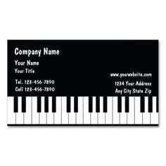 305 best musician business cards images on pinterest in 2018 carte musician business cards colourmoves