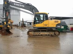Volvo Excavators    http://www.rockanddirt.com/equipment-for-sale/VOLVO/excavators