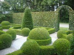 Tuin Der Zinnen - Tuin
