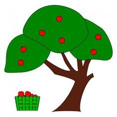Apples and Apple Tree