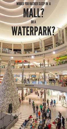 With 2 hotels near Mall of America to choose from, we had a tough decision: the waterpark or the mall. Since we couldn't make up our minds, we tried both so you can find out which hotel will suit your next vacation to Mall of America.