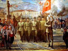 T.S.K. Armoni Mızıkası - İzmir Marşı - YouTube