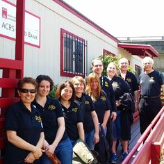 Last Friday the CHPW Enterprise Projects team volunteered at the ACRS Food Bank in the International District. It was a great team building experience and everyone at @communityhealthplanwashington loves helping out ACRS!