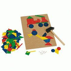 Hamertje Tik XXL (210-delig) - Goki | Speelgoed