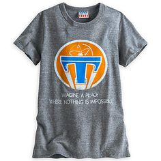 Tomorrowland Icon Tee for Women by Junk Food