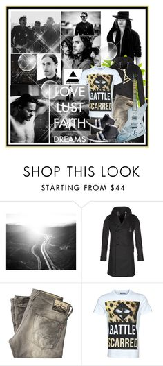 """30 Seconds To Mars"" by thisiswhoireallyam7 ❤ liked on Polyvore featuring Sons of Heroes, Replay, Blood Brother and Creative Recreation"