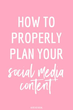 If you've ever sat down, pulled up your laptop and tried to plan an entire month (or more) of social media content, you know that this process can be overwhelming. Realizing that you need to create 30+ pieces of content is enough to increase anyone's stress levels! The good news: there are plenty of things you can do to make creating your social media content easier. Next time you're struggling, try these things.