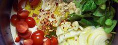 Découvrez la recette végétarienne du One pot Pasta aux épinards, une recette très simple et rapide prête en 15 minutes chrono !