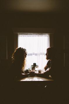 Liz + Dan In-Home Session | Tiarra Sorte Photography