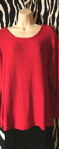 Vintage Red Silk Chico's Tunic Vintage Designer Clothing, Sweater Design, Red Silk, Vintage Designs, Merino Wool, Cashmere, Vintage Outfits, Tunic, Sweaters