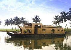 Lake  Lagoon House Boat - Alleppey - Kerala