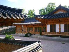 Courtyard for my soul.......Haksa-jae, Korea
