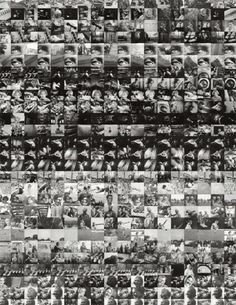 Jay Chow and Lev Manovich, Every shot from Dziga Vertov's filmMan with a Movie Camera (1929), 2012.