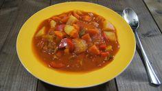 Kartoffelgulasch, ein gutes Rezept aus der Kategorie Gemüse. Bewertungen: 8. Durchschnitt: Ø 4,2.