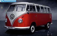 VW T1 (Virtual tuning)