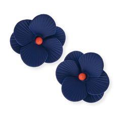 Cusco Enamel Earrings