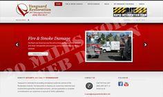 Web design Vanguard