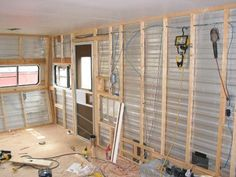 Travel Trailer Water Damage Continued More