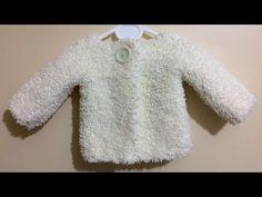 Bebek Hırkası Nasıl Yapılır? (Baştan Sona Anlatımlı) – bebek hırka modelleri, bebek hırkası | Pratik Yazar, Örgü Modelleri, El İşi Örnekleri, Yemek, Tatlı Tarifleri