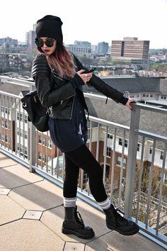 awesome Шапка-носок спицами — Как самостоятельно связать стильное изделие на осень?