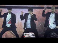 [BTSBPHKFC]150829 BTS (방탄소년단) THE RED BULLET IN HK -War of hormone