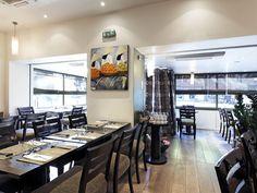 Programme réaménagement et mise en conformité d'un restaurant à Paris.