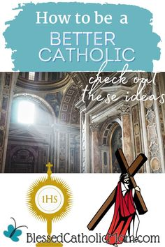 Becoming a better Catholic comes down to knowing your Catholic faith, spending time with Jesus Christ in prayer, and trying your best each day to live as He calls you to live. One day at a time is all He asks of us. #CatholicFaith #CatholicMom #CatholicLife #GrowInFaith Jesus Suffering, Jesus Lives, Jesus Christ, Catholic Marriage, Catholic Sacraments, The Good Catholic, Pray Always, God Is Amazing, Deeper Life